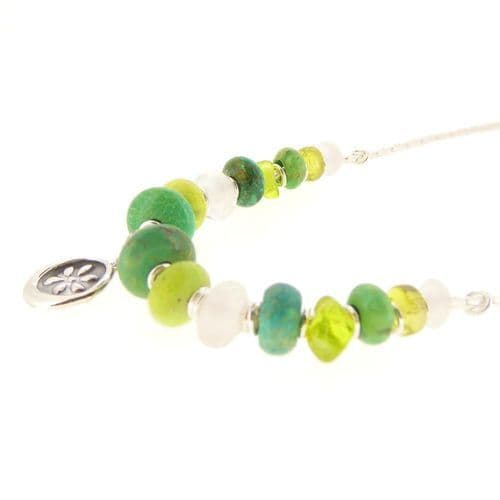 Flower necklace one